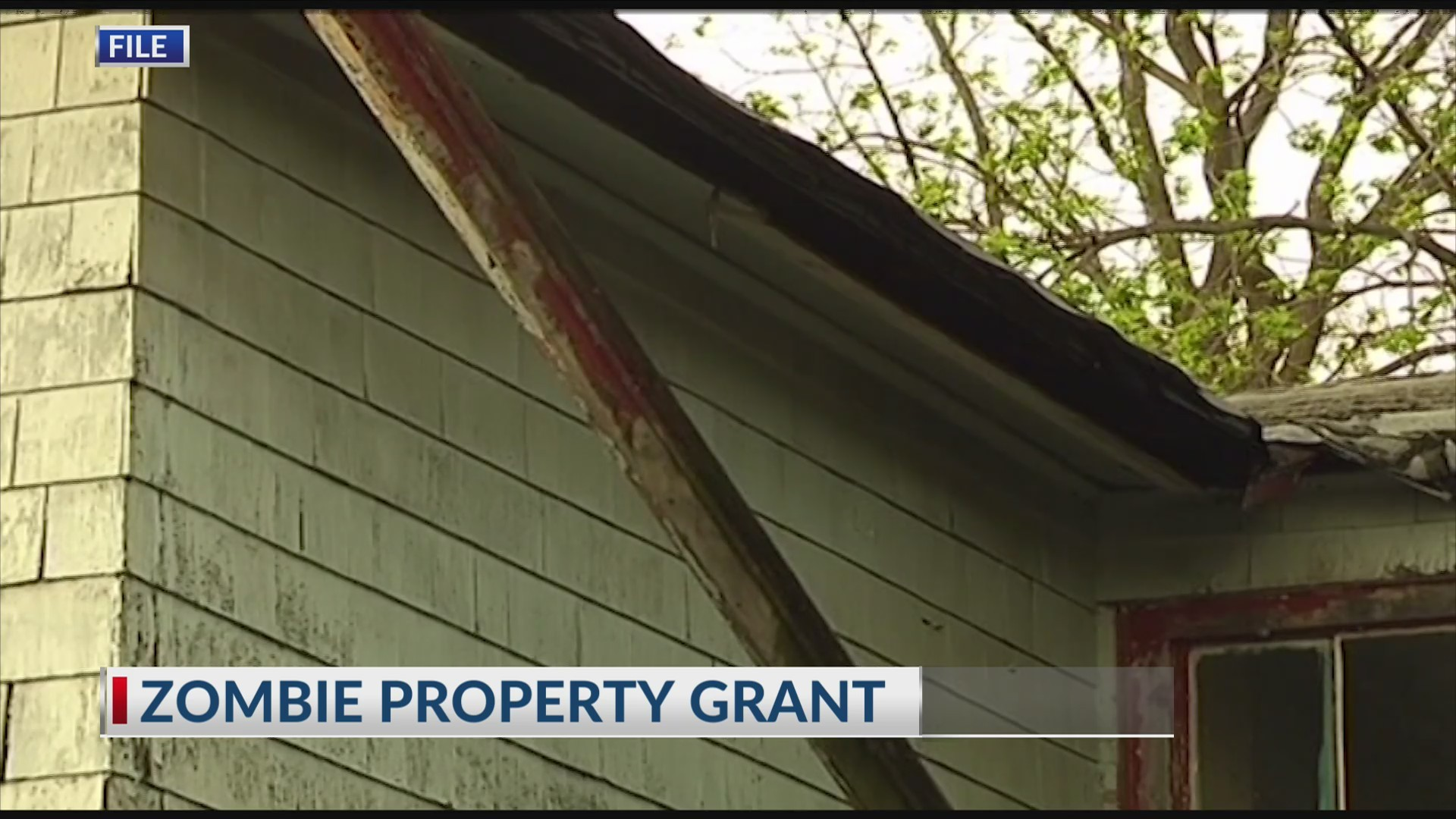 Zombie property grants