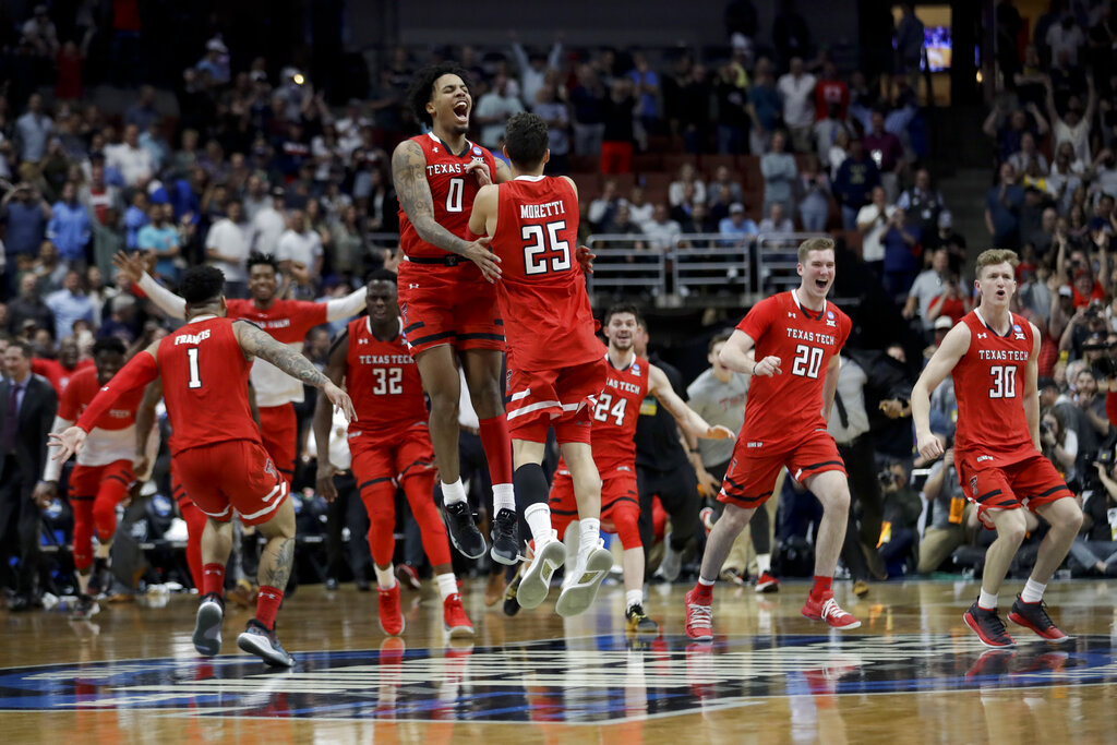 NCAA Texas Tech Gonzaga Basketball_1554031381094