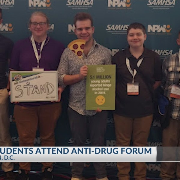 Anti-drug forum