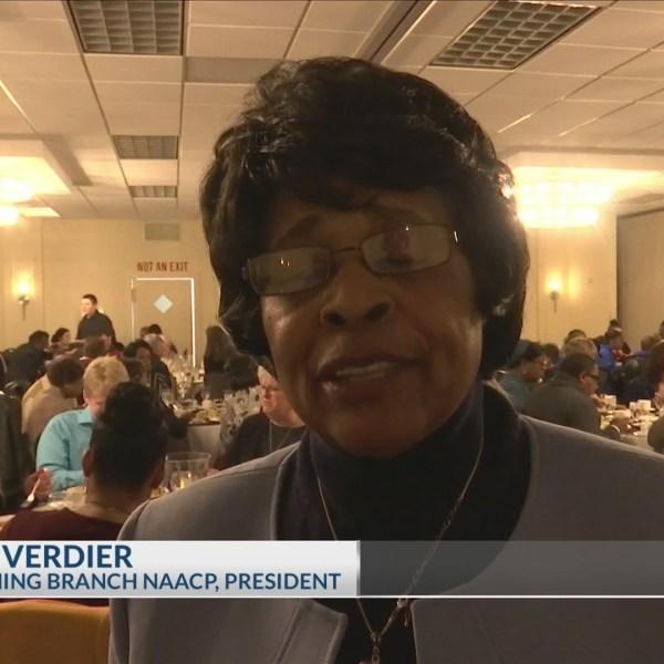 NAACP Luncheon