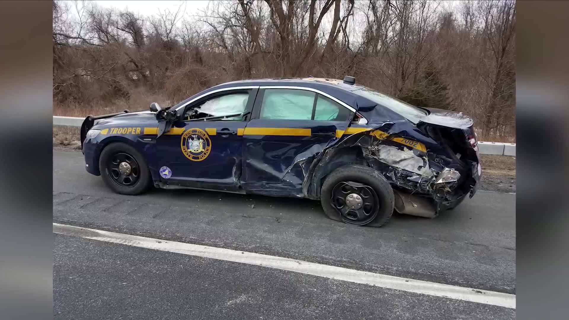 NYS Thruway Authority reminds importance of Move Over Law