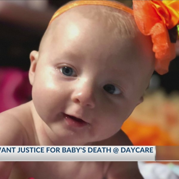 Parents speak about death of infant at day care