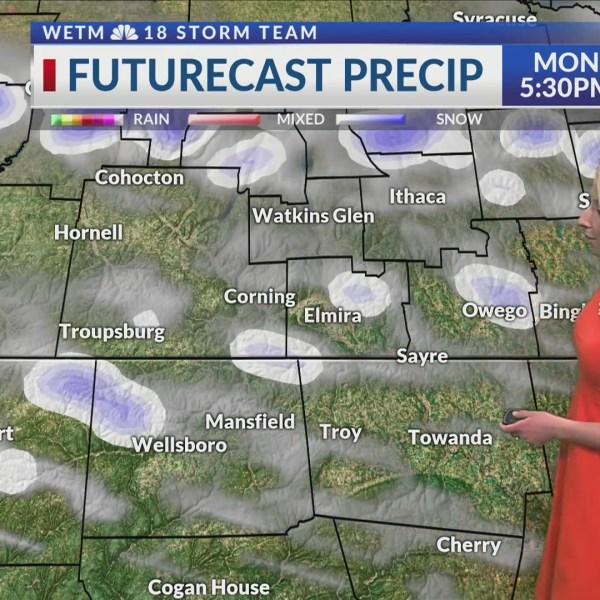 Sunday Evening 7-Day Forecast (3/17/19)