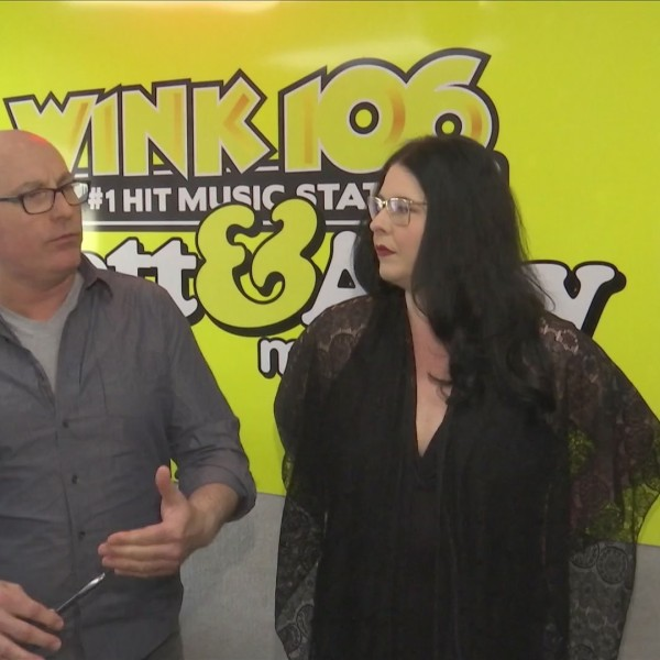 The Buzz with Scott & Ally: Peeps coffee, goth crocs, loaner engagement rings, & Main St. contest
