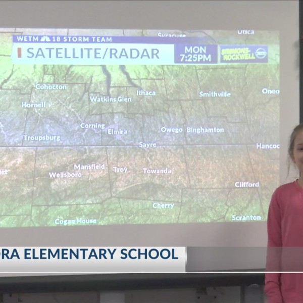 Weather Wisdom: Second grade class from Tuscarora Elementary School