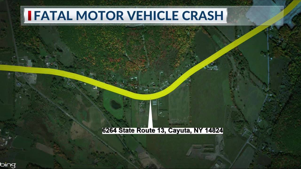UPDATE: Fatal accident on State Route 13, road reopen