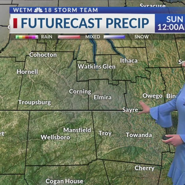 Friday Evening's 7-Day Forecast (4/5/19)