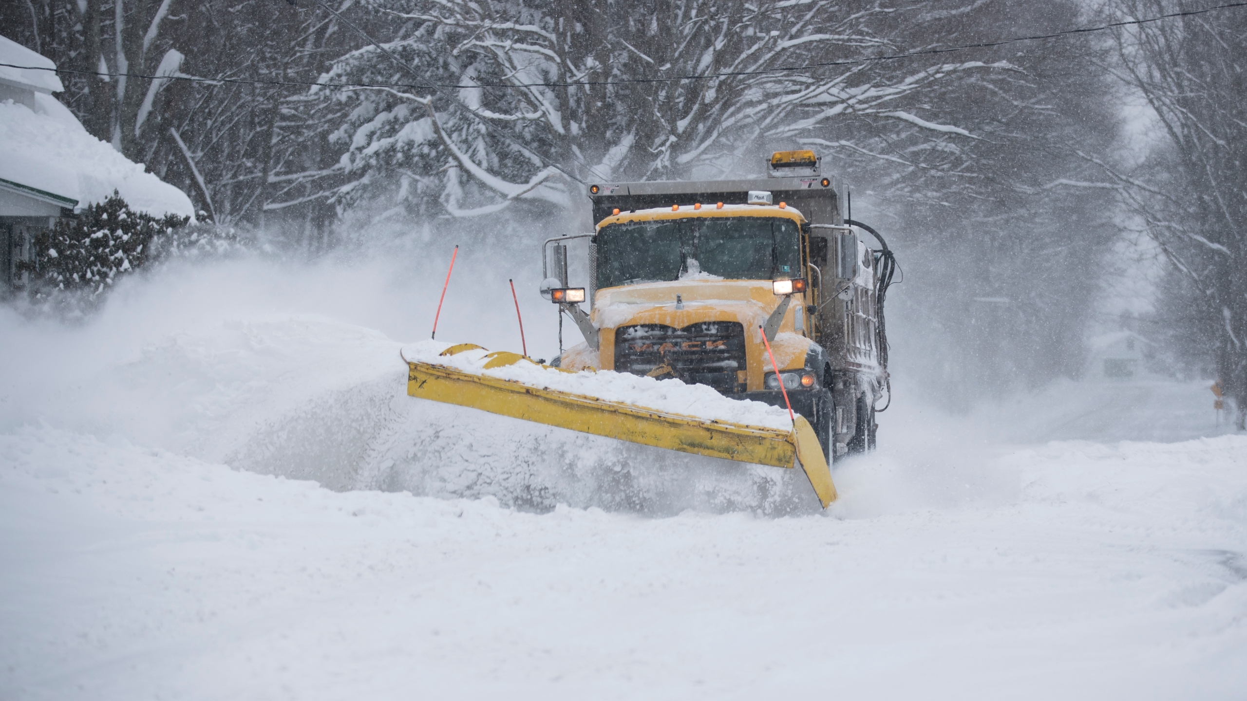Major Winter Storm Hammers East Coast With High Winds And Heavy Snow.jpg