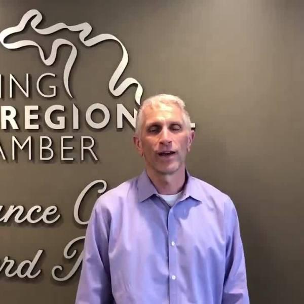 Lansing Chamber of Commerce Final Four challenge