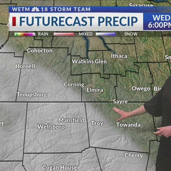 Monday Evening's 7-Day Forecast (4/15/19)