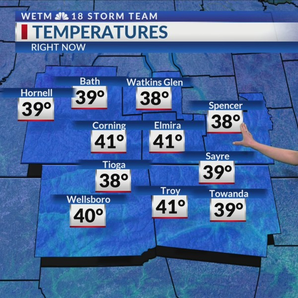 Monday Evening's 7-Day Forecast (4/1/19)