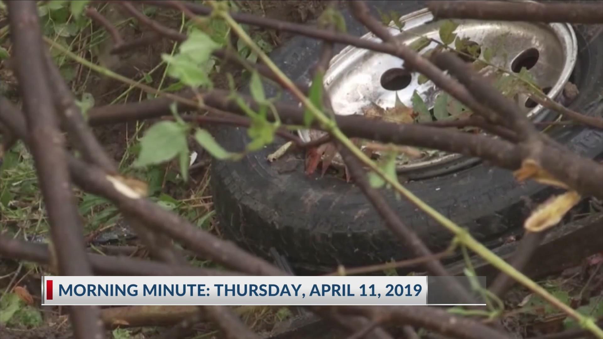 Morning Minute: Thursday, April 11, 2019