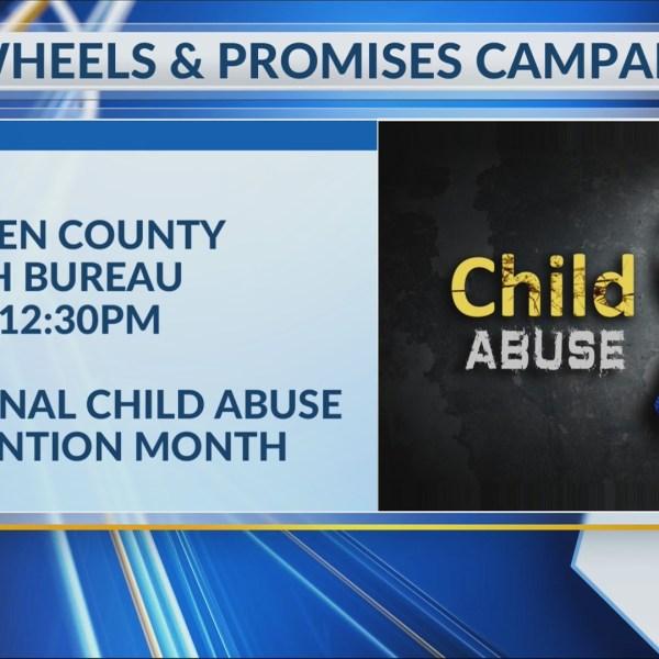 Steuben County to begin 7th annual child abuse prevention campaign