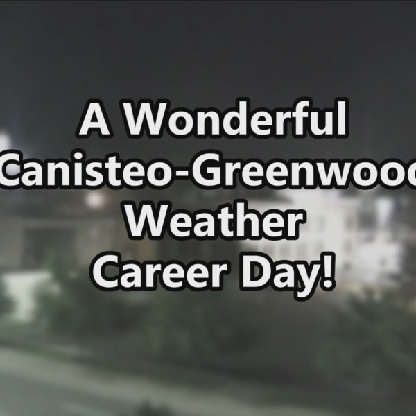 Weather Wisdom: Canisteo-Greenwood Career Day