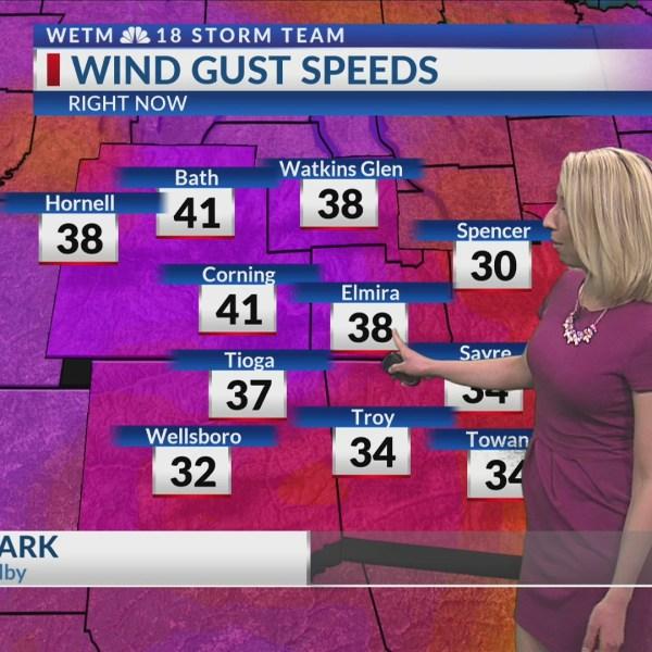 Wednesday Evening's 7-Day Forecast (4/3/19)