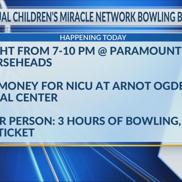 4th Annual Children's Miracle Network Bowling Benefit