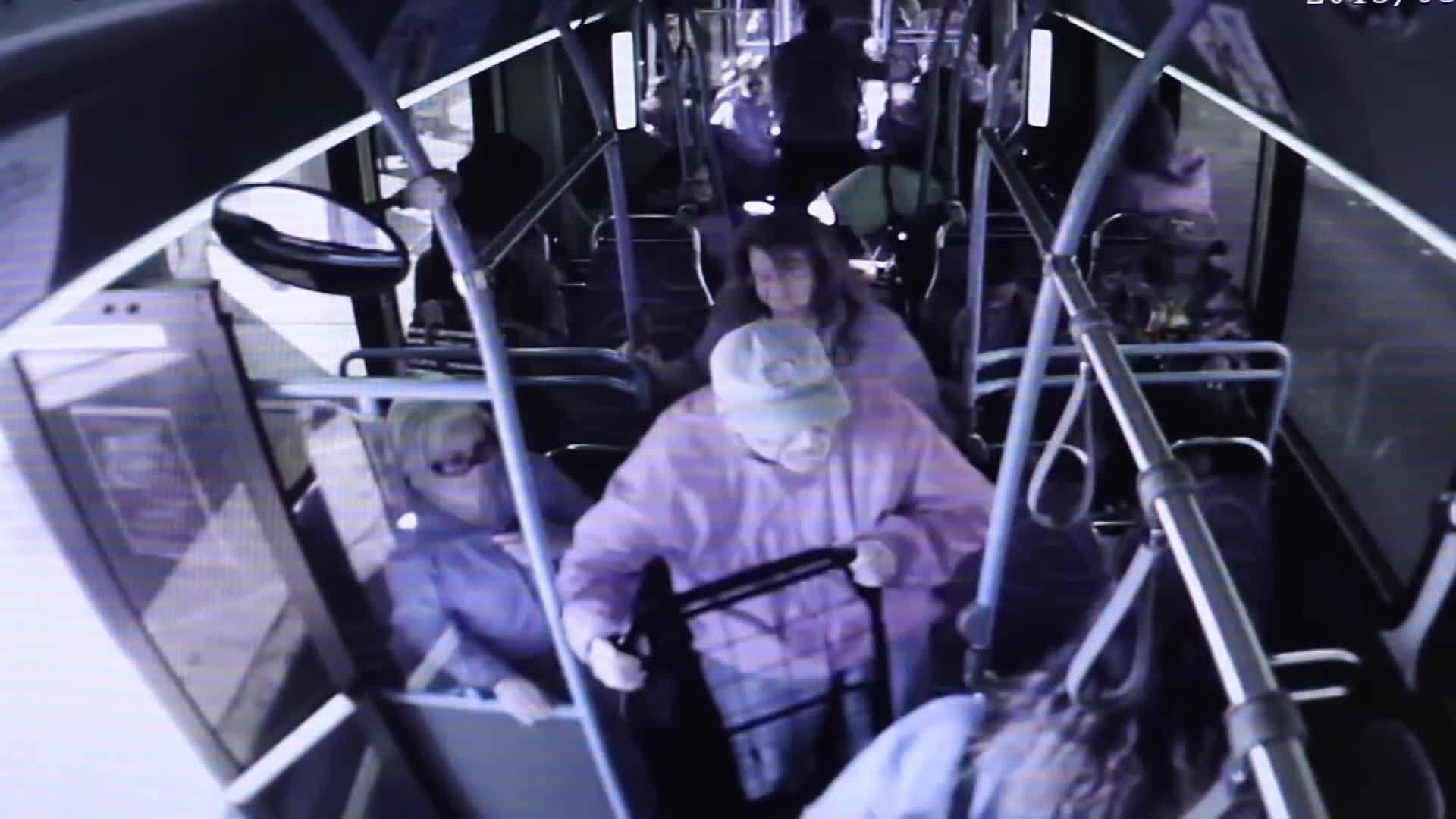 Elderly Man Dies After Pushed Off Bus (Disturbing)