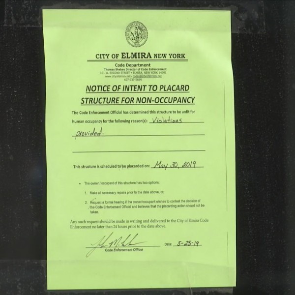 First Arena Code Violations