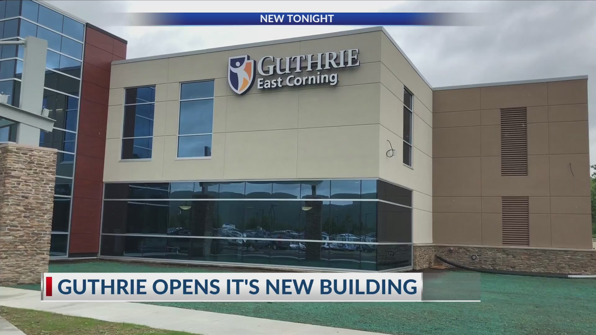 Guthrie Opens New Building
