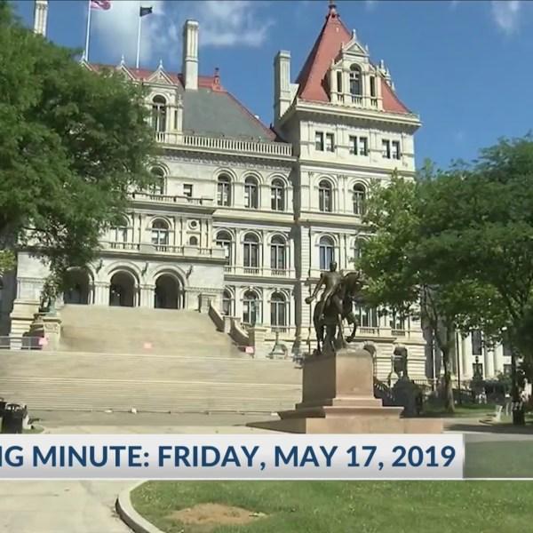 Morning Minute: Friday, May 17, 2019