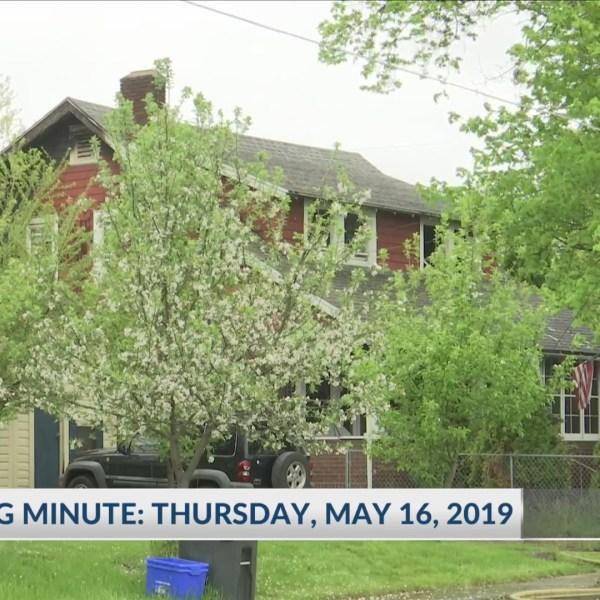 Morning Minute: Thursday, May 16, 2019
