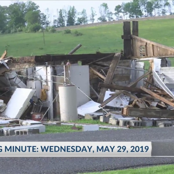 Morning Minute: Wednesday, May 29, 2019