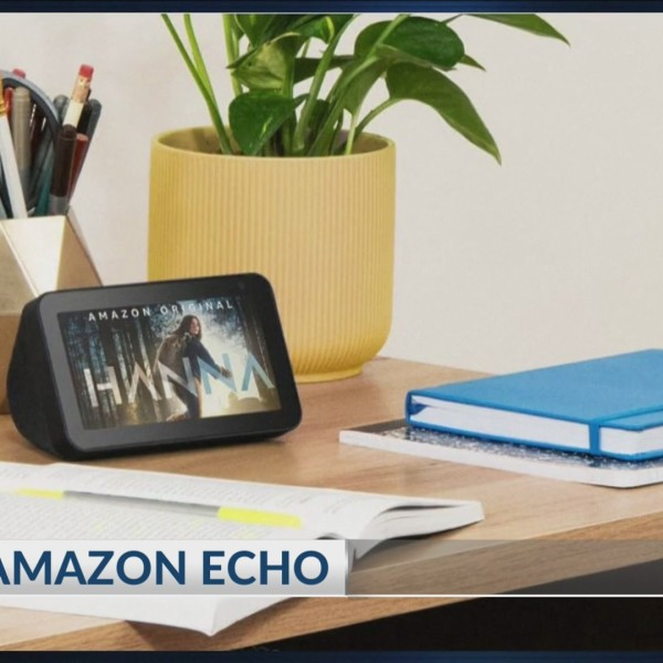 New Amazon Echo