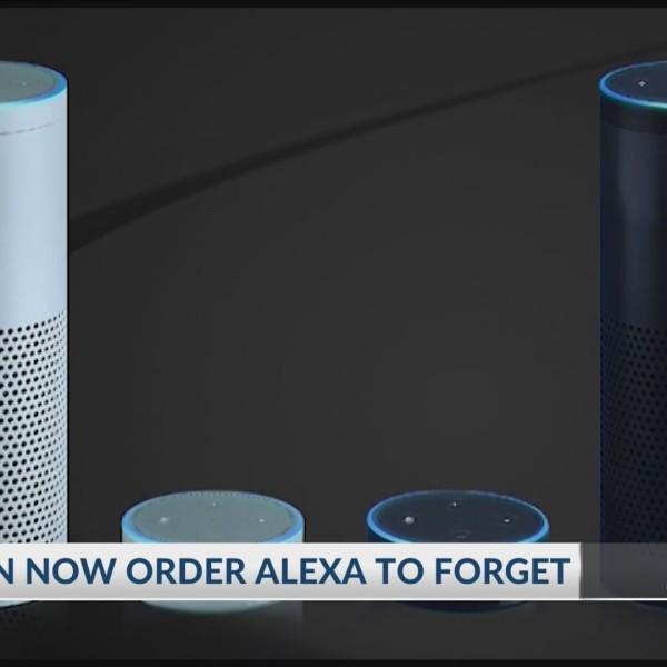 Order Amazon Alexa to Forget