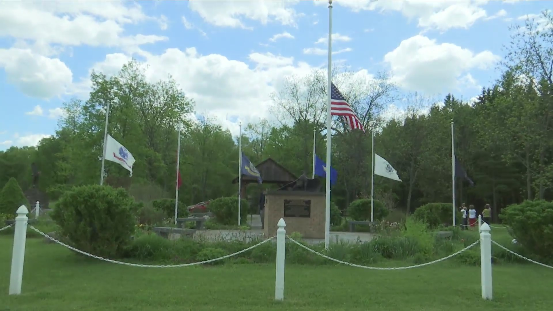 Schuyler County holds memorial day ceremony