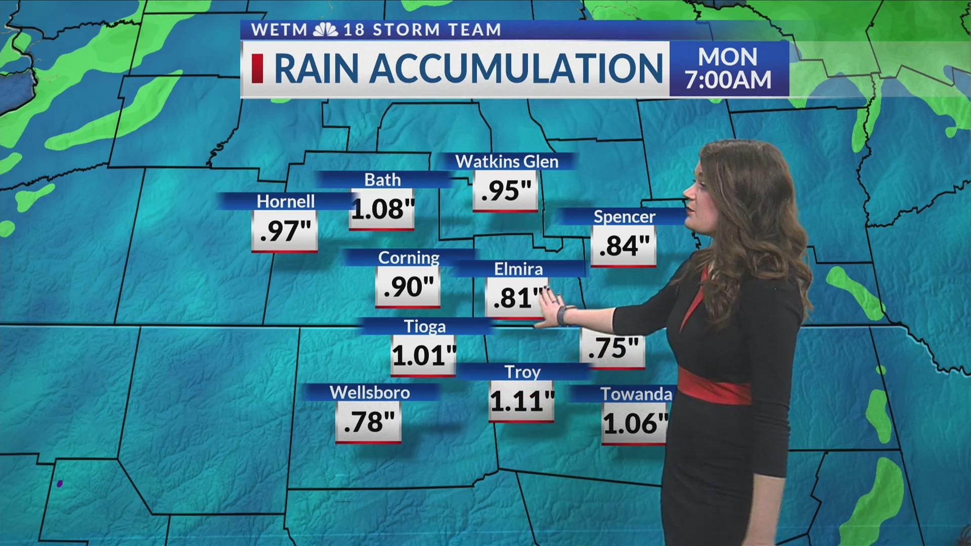 Sunday Morning's Full Forecast: 5/12/2019