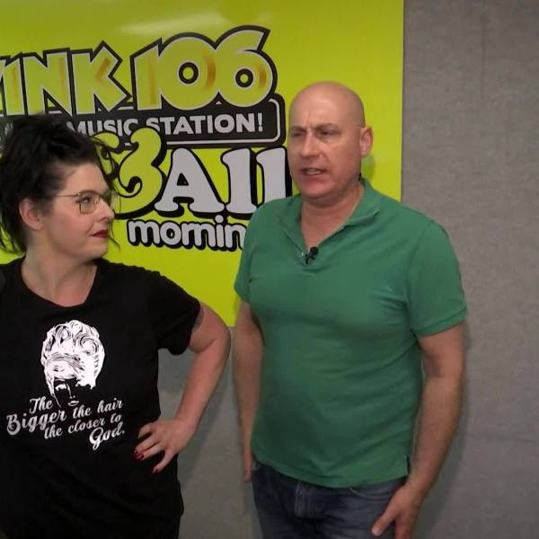 """The Buzz with Scott & Ally: Renting wedding dresses, burrito in a cup, """"New Coke"""" comeback, GlassFest"""