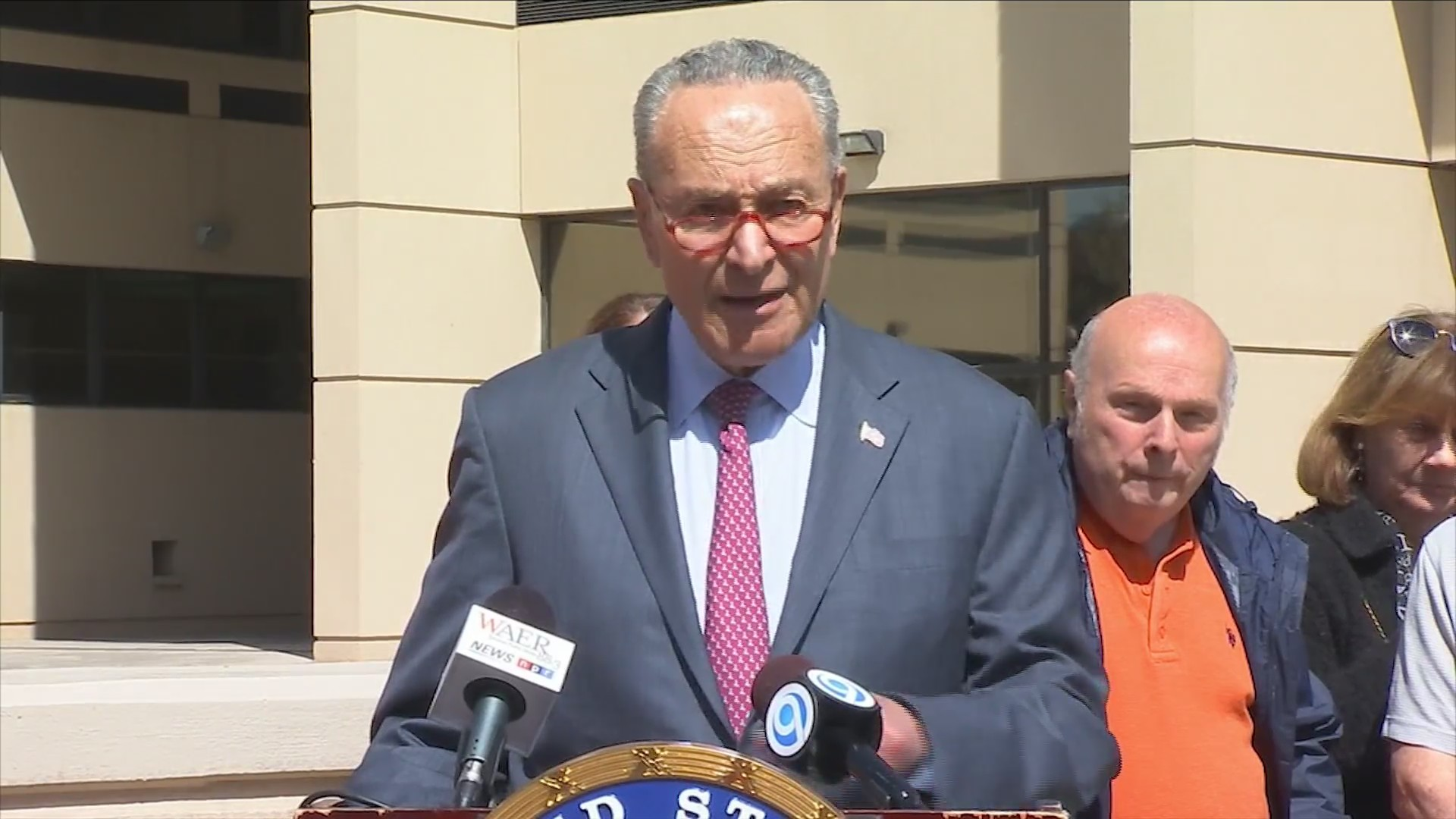 'This will stop it:' Sen. Schumer takes steps to silence robocalls