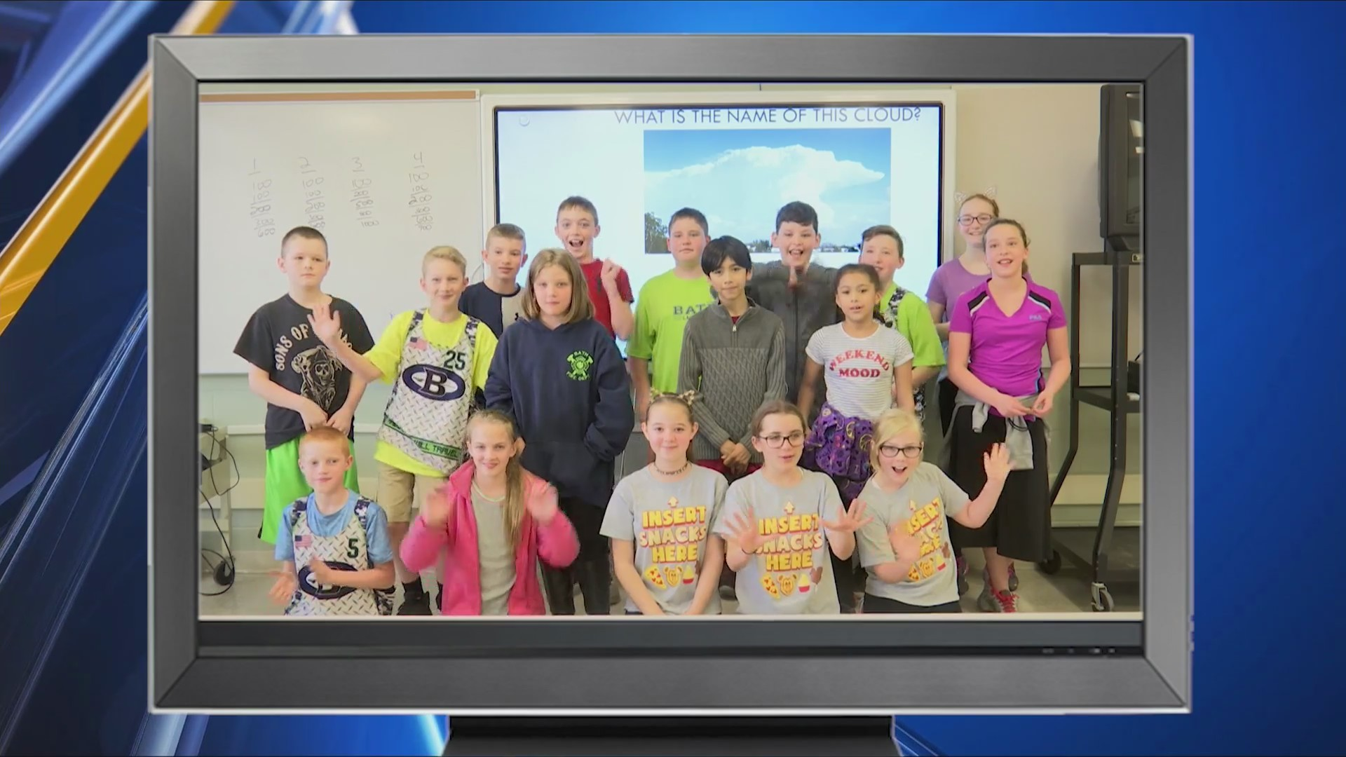 Weather Wisdom: Group 3 from Dana L Lyon Middle School
