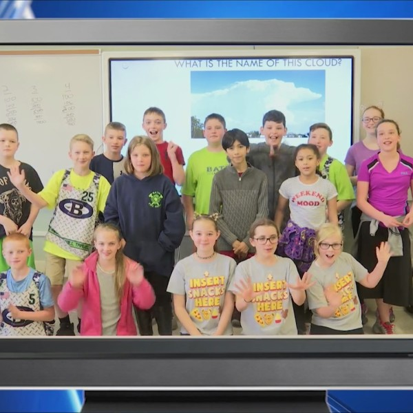 Weather Wisdom: Group 3 from Dana L Lyon Middle School