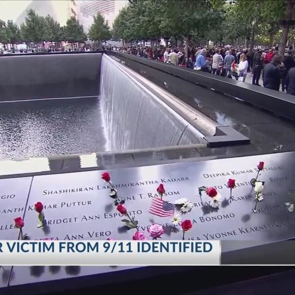 9/11 victim identified
