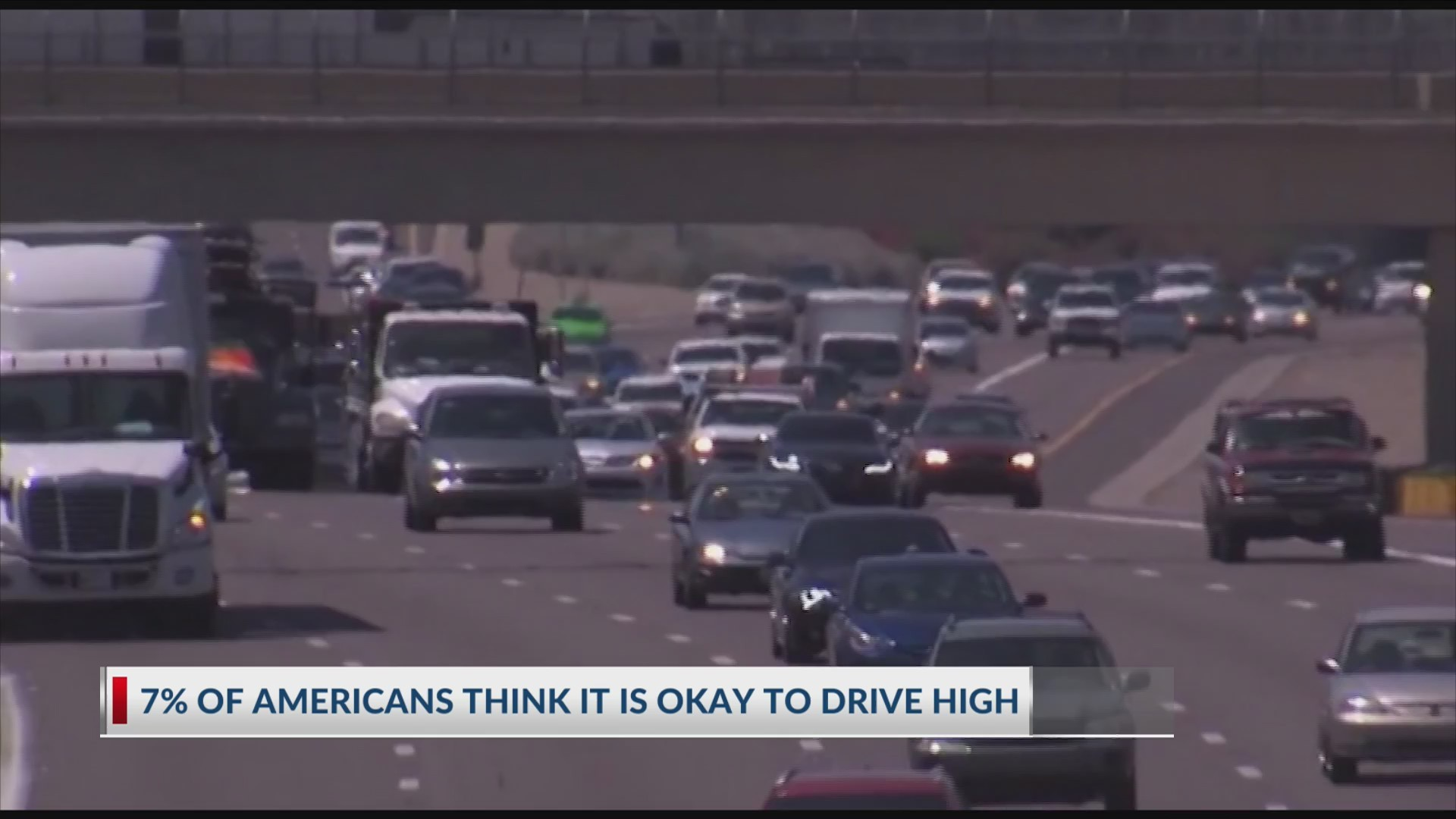 AAA: Americans think drivers won't get caught driving high
