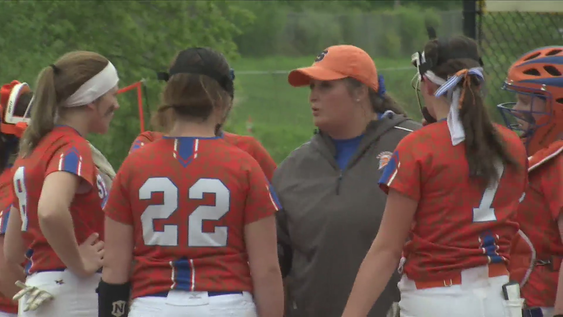 A look back: Top plays from Corning & Edison softball