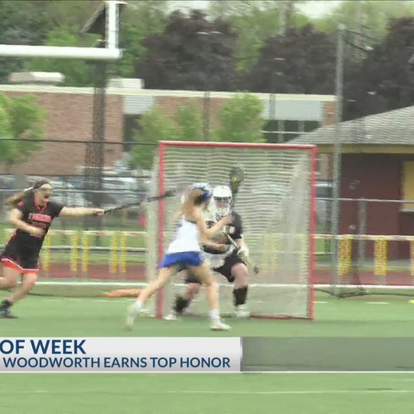 Athlete of the Week: McKenna Woodworth