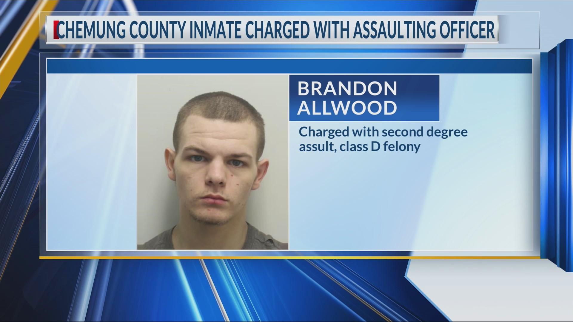 Brandon Allwood arrested