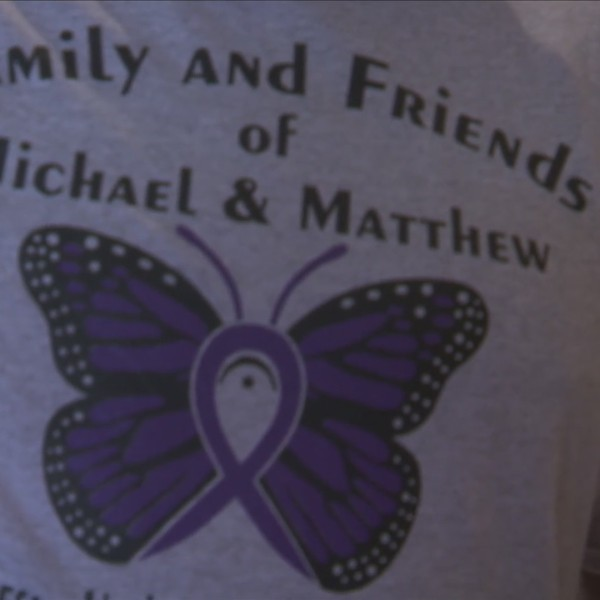 Community comes together to support local family who lost two sons to drug abuse