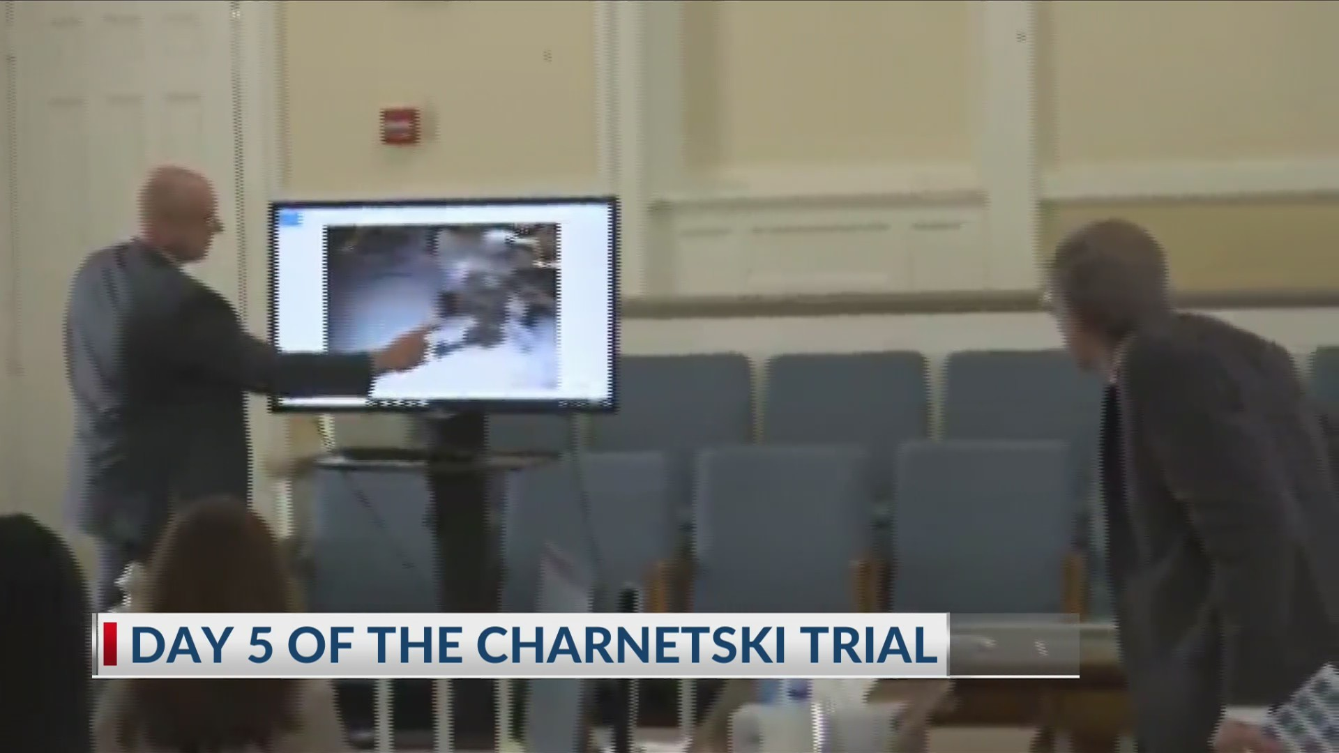 Day 5 Charnetski Trial