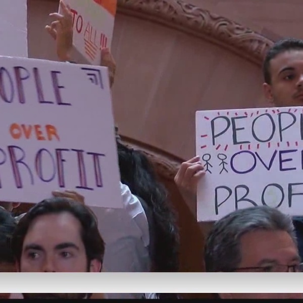 Governor signs rent control bill