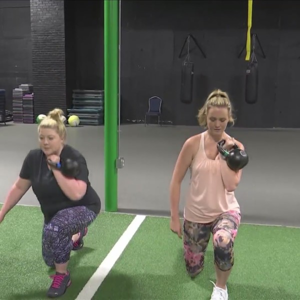 Jump Start to Living Well: Nicole's Progress