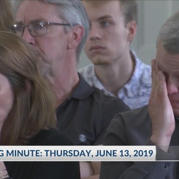 Morning Minute: Thursday, June 13, 2019
