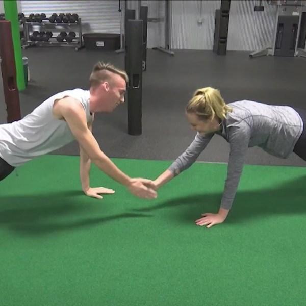 Move It Monday: Workout Buddies