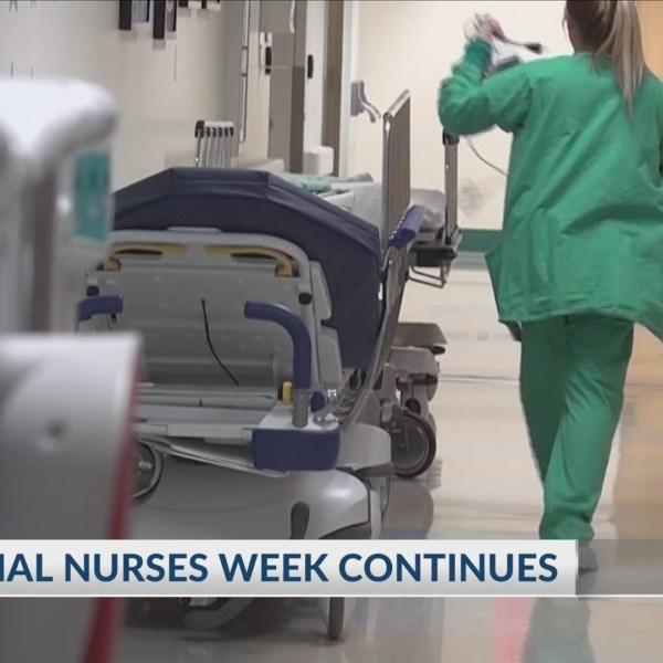 National Nurse Week