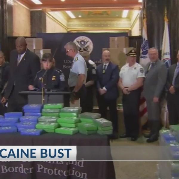 PA Cocaine Bust