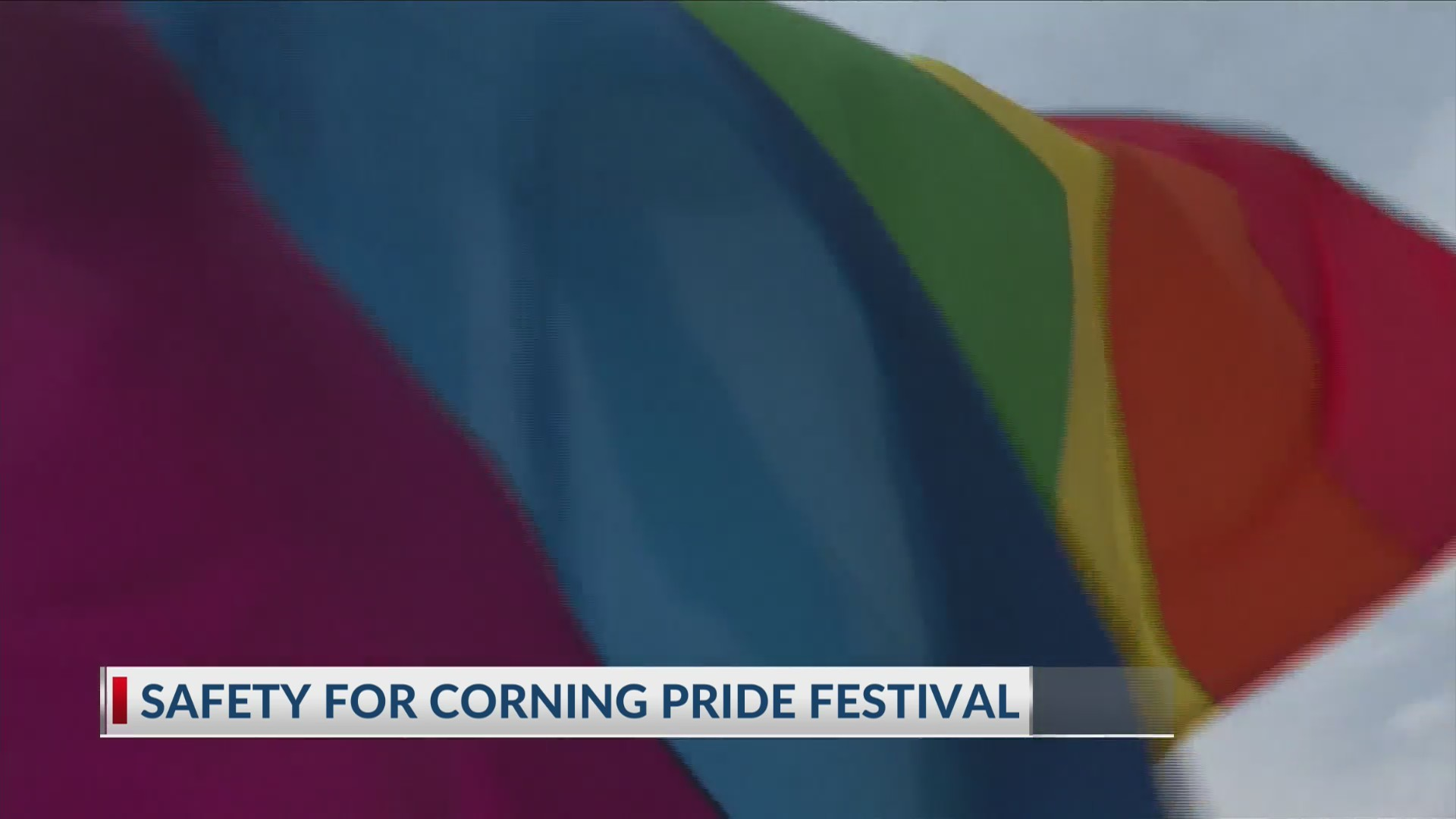 Safety for Corning Pride