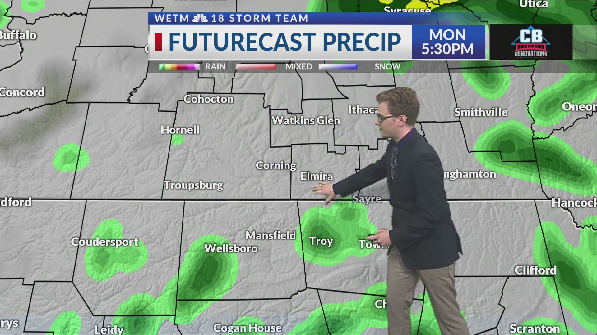 Sunday Morning's Forecast (6/9/19)