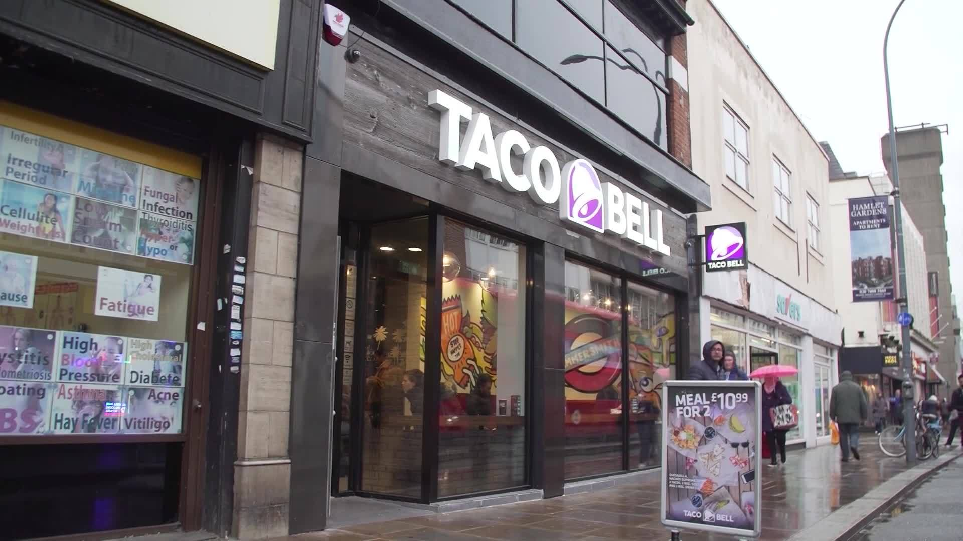 Taco Bell giving away free tacos today!